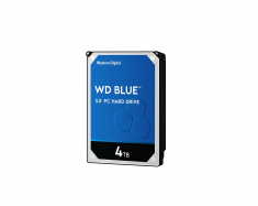 WE HDD INT 3.5 4T 5400T en RETAIL WD40EZAZ GARANTIE PAR WE