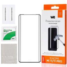 Verre Trempé pour XIAOMI MI 11 XIAOMI MI11 - Film Protection écran Anti-Rayures - Anti-Bulles d'air Ultra Résistant - Dureté 9H Glass