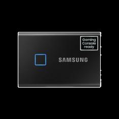 SSD EXT SAMSUNG T7 Touch 500G Noir USB 3.2 Gen 2 / MU-PC500K/WW
