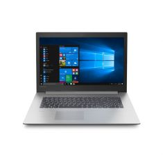 Portable LENOVO Ideapad IP3 17ADA05 AMD 3020E _4 Go SSD 256 Go AMD Radeon Graphics 17.3''HD+ WIN 10 H  Platinium Grey