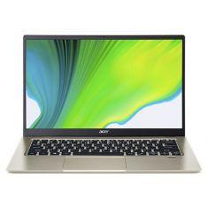 Portable ACER SWIFT SF114-33-P2UC GOLD Intel Pentium Silver N5030 4Go DDR4 eMMC 64Go Intel® HD Graphics 14'' FHD 1920x1080 win10S DAS 0.82