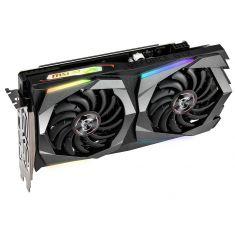 VGAN MSI GeForce GTX1660 TI GAMING 6G 1500MHz/1770MHz  6 Go GDDR6 PCI-E 3.0 3xDP/HDMI VR Ready HDR 2xVentilateurs Torx 3.0 LED RGB