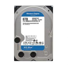 WE HDD INT 3.5 6T 5400T en RETAIL 6Gb/s - 256 Mb Cache - WD60EZAZ GARANTIE PAR WE