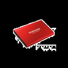 SSD EXT SAMSUNG T5 1000G MU-PA1T0R/EU Finition métal couleur Rouge