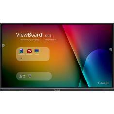 Ecran 64.5'' ViewSonic LFD Interact 4K UHD 20Pts ViewBoard® 16:9 32Go 350nit 8ms 1200:1 178/178 3xHDMI VGA 7xUSB 3xHp IFP6550-3