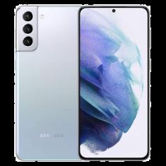 Smartphone Galaxy S21+ 5G 8 Go 256 Go Android 11 One UI 3.1 Dual SIM IP68 Batt 4800 mAh CR25W Ecran 6.7''  FHD+  DAS Tete 0.541 - Silver