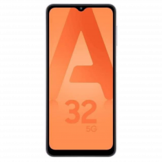 Smartphone Galaxy A32 5G LAVANDE 128Go Android 11 OctoCore 2.0 GHz MediatekMT6853 batterie 5000mAh Ecran  6.5'' HD+ 269ppp