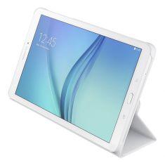 ETUI RABAT pour Tab A 7'' blanc 3 modes de supports - Fin  - Léger Design - ON/OFF à l'ouverture et fermeture de l'étui