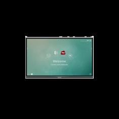 Ecran 86'' ViewSonic LFD Interact 4K UHD 20Pts ViewBoard® 16:9 16Go 350nit 8ms 5000:1 178/178 3xHDMI VGA 8xUSB 3xHP IFP8650-2EP
