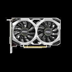 VGAN MSI GeForce GTX1650 VENTUS XS 4G OC 1740MHz/8000MHz GDDR5 4Go PCI-E 3.0 x16 2xDP/HDMI/DVI-D NVIDIA Ansel OC Scanner 4K UHD