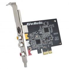 AVERMEDIA EZMaker SDK Express Carte interne PCIE Acquisition/Streaming Vidéo SD avec SDK. Entrées: S-Vidéo - Compo