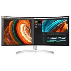 """MONITEUR LG 34"""" LED NANO IPS 21:9 Incurve UWFHD 3440x1440 400cd/m² 5ms DCI-P3 98% DisplayPort 3x USB 3.0 34WK95C-W"""