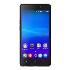 Smartphone Haier L55 gris 4G LTE 5'' - Quad-Core - 8Go - 2xSIM 1Go-Port mSD -APN 8MP - Android 5.1 2020mAh- 180heures autonomie
