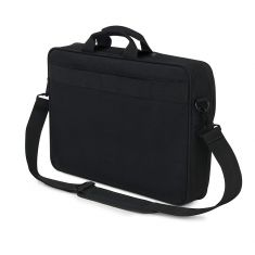 """DICOTA Saccoche ecologique noir Pour PC 14""""-15.6"""" + tablette 10"""" Rembourage optimal et cadre métal ECO MULTI SCALE NOIR D31431"""
