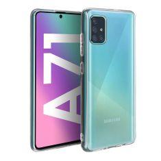 Coque de protection -  Galaxy A71 Conception en TPU semi-rigide