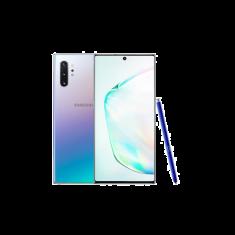 "Smartphone Galaxy Note 10 Argent OctoCore2,7 GHz  256 Go  Ram  8Go Ecran 6,3"" Dynamic AMOLED 16M  IP68 SPENConnect batt 3500mAh CR 25W"