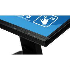 "Moniteur IIYAMA 21 -5"" Tact OGS-PCAP 10 points 1920x1080 dalle IPS ultra mince VGA HDMI DisplayPort 250cd/m² 1000:1 / T2252MSC-B1"