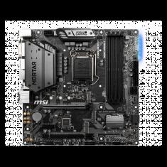 CM MSI MAG Z390M MORTAR GAMING mATX Socket 1151 4x DDR4 SATA 6Gb/s M.2-USB 3.1-3xPCI-E 3.0-HDMI/DVI/DP 4xUSB2 2xUSB3 MAG Z390M MORTAR