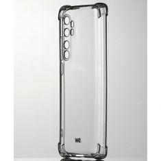 WE Coque de protection transparente pour XIAOMI REDMI NOTE 10 LITE Fabriqué en TPU. Ultra résistant Apparence du téléphone conservée.