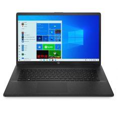 "Portable HP 17-cn0422nf Celeron N4020 4GB 256GB PCIe Intel UHD Graphics - UMA 17.3""HD Antiglare SVA Flat Win10 440P5EA Noir"