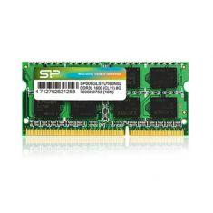 MEMOIRE SILICON POWER DDR3 8GB 1600MT/s CL11 SODIMM Notebook 512Mx8 16 CHIPS 1.35V SP008GLSTU160N02