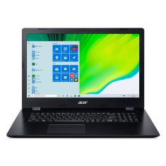 "Portable ACER A317-52-36YC Noir Intel Core i3-1005G1 8 Go 512GoSSD Intel UHD Graphics - DAS 0.93 17.3""  HD+ 16:9  WIN 10"