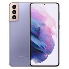 Smartphone Galaxy S21 VIOLET+ 5G 8 Go 256 Go Android 11 One UI 3.1 Dual SIM IP68 Batt 4000mAh CR25W Ecran 6.2'' FHD+  DAS Tete 0.456