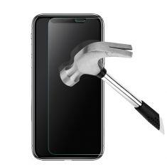 WE Verre trempé SAMSUNG GALAXY A03S: Protection écran - anti-rayures - anti-bulles d'air - ultra-résistant - dureté 9H Glass