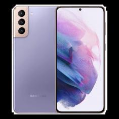 Smartphone Galaxy S21+  5G 8 Go 256 Go Android 11 One UI 3.1 Dual SIM IP68 Bat 4800mAh CR25W Ecran 6.7'' FHD+   DAS Tete 0.541 - Violet