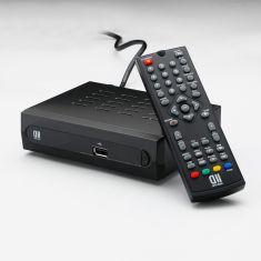 Décodeur TNT HD DVBT2 Full HD 1920*1080 Compatible H265