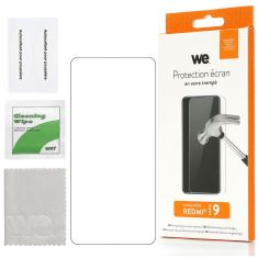 Verre Trempé pour XIAOMI Note 9 Redmi Note9 - Film Protection écran Anti-Rayures - Anti-Bulles d'air Ultra Résistant - Dureté 9H Glass