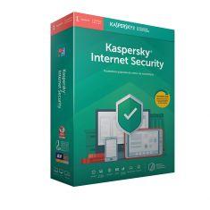 Kaspersky InternetSecurity 2019 Licence 1an 1post-Mini-box MAC/PC / KL1939F5AFS-9