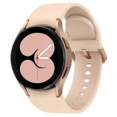 SAMSUNG Galaxy Watch4 40M - Bluetooth - Gold- Aluminium bracelet silicone OS Google Electro cardiogramme  pression sanguine design sport SM-R860NZDAXEF