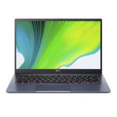 Portable ACER SF114-33-P7WX Bleu Intel Pentium Silver N5030 4Go DDR4 64Go Intel® HD Graphics DAS 0.82 14'' FHD IPS  win10S mode S