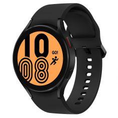 SAMSUNG Galaxy Watch4 44M 4G Noir - Aluminium bracelet silicone OS Google Electro cardiogramme et pression sanguine design sport SM-R875FZKAXEF DAS 3.076 W/Kg