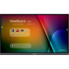 Ecran 74.5'' ViewSonic LFD Interact 4K UHD 20Pts ViewBoard® 16:9 32Go 350nit 8ms 1200:1 178/178 3xHDMI VGA 7xUSB 3xHp IFP7550-3