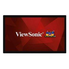 "Ecran 32"" Viewsonic TD3207 Noir 16:9 FHD Tactile capacitif 10points IP54 5ms 450 cd/m2 24/7 HDMI DP USB Hp:2x2w Adaptable multi écrans"