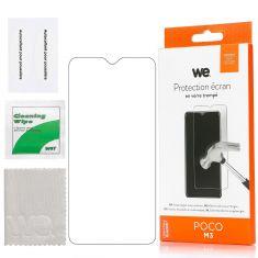 Verre Trempé pour XIAOMI POCO M3 POCO M3 - Film Protection écran Anti-Rayures - Anti-Bulles d'air Ultra Résistant - Dureté 9H Glass