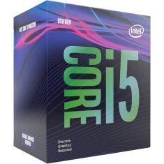CPUI INTEL Core i5-9400 F (2.9 GHz) Processeur 6-Core Socket 1151 Cache L3 9 Mo DDR4 2666 MHz BX80684I59400F