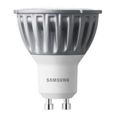LED SAMSUNG PAR16 GU10 2700°K 230V WATAGE 3.3W W= 20W  (V) 220-240 Flux (Lumen) 210 40° angle - non dimm