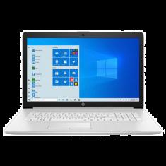 "Portable HP 17-by4024nf Core i3-1115G4 8GB 512GB PCIe Intel UHD Graphics 17.3"" HD+ flat SVA Win10H 347X9EA#ABF Silver"