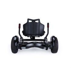 """WEKART Accessoire pour transformer un gyropode en Kart. Compatible 6.5"""" - 8"""" - 10"""". / Roue LED lumineuse Jusqu'à 100 KG"""