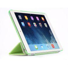i-850 Vert Etui 3en1 pour iPad mini Compatibl iPad mini/ mini 2/ mini 3 Fonction Sommeil/Réveil auto Rabat amovible avec aimant intégr