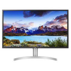 "MONITEUR LG 31.5"" LED NANO IPS UHD 16:9 5ms 4K 3840 x 2160 HDMI DisplayPort 3xUSB 3.0 Thunderbolt Aluminium blanc 32UL950-W"