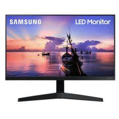 "ECRAN 27"" SAMSUNG LF27T350FHR FHD IPS - 5ms - 250cd/m² 1000:1 - HDMI - 75Hz Plat - Pied simple"