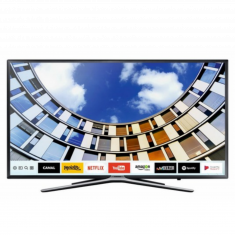 TV 32'' Samsung UE32M5575 Noir TV FULL HD 1920 x 1080 Smart TV  LED  16/9  600 PQI wifi-bluetooth