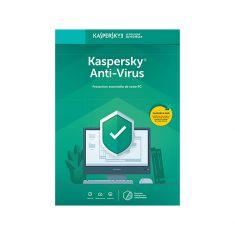 Kaspersky Anti-Virus 2019 Licence 1 an 3 postes KL1171F5CFS-9