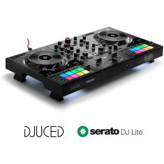 Hercules DJControl INPULSE 500 controleur Initiation DJing