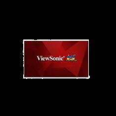 Ecran 98'' ViewSonic LFD 4K LED UHD 16:9 16h/7 16Go 500nit 5ms 1300:1 178/178 VESA 800x600 2xHDMI VGA DP 2XUSB slot OPS HP:2x16W CDE9800
