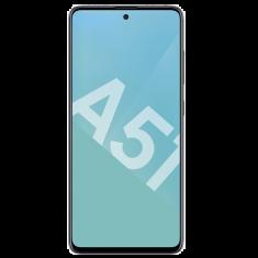 "Smartphone Galaxy A51 Noir Dual Sim OctoCore2,3 GHz  128 Go  Ram  4Go Ecran 6,5"" FHD+ SuperAMOLED SPENConnect batt 4000mAh CR 15W"